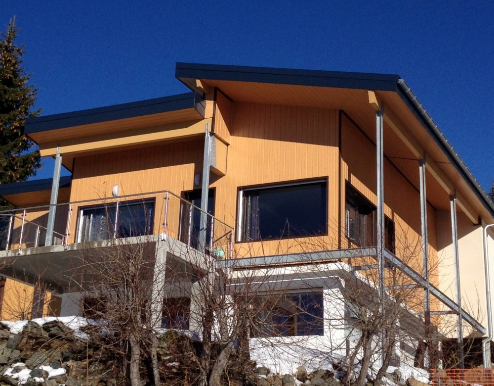 Chalet Alpes Chamrousse MaMarmotte